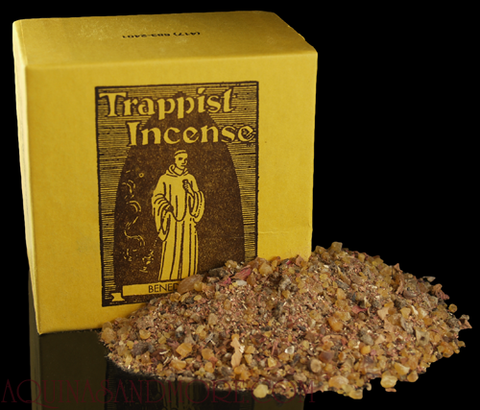 Trappist Incense: Benediction