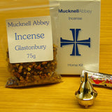 Mucknell Abbey: Glastonbury Home Church Incense Kit