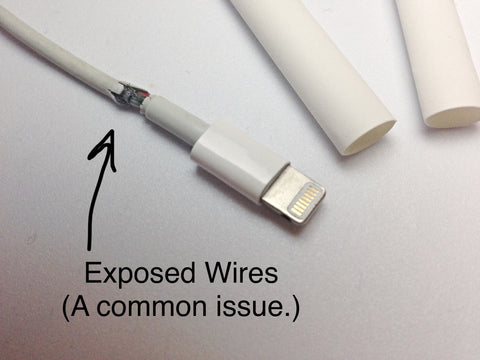 Broken Apple Lightning cable? Fix it FAST with a simple repair kit ...