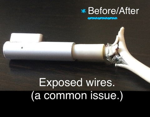MagSafe Cable Repair Kit - 2 Repair Tubes - available with FREE Shipping!