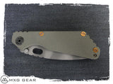 Custom Made Titanium Screws and Nuts for Strider SNG & SMF