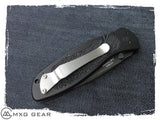 Custom Made Titanium Pocket Clip For Kershaw Knives