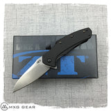 New Zero Tolerance 0770 Knife Aluminum Assisted Folder