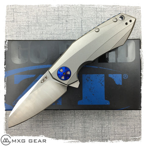 New Zero Tolerance 0456 Sinkevich Folding Knife