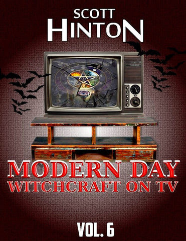 Modern Witchcraft Through TV