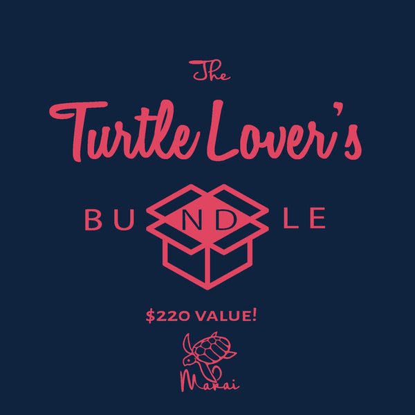The Turtle Lover's Bundle