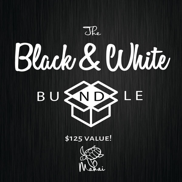The Black & White Bundle