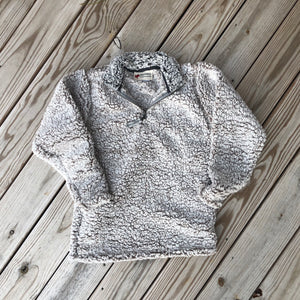 Warm Sands Sherpa Pullover