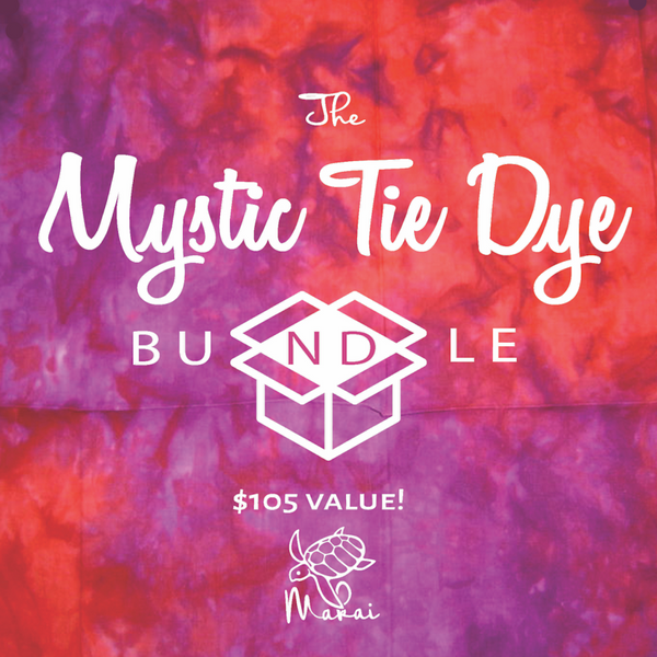 The Mystic Tie Dye Bundle