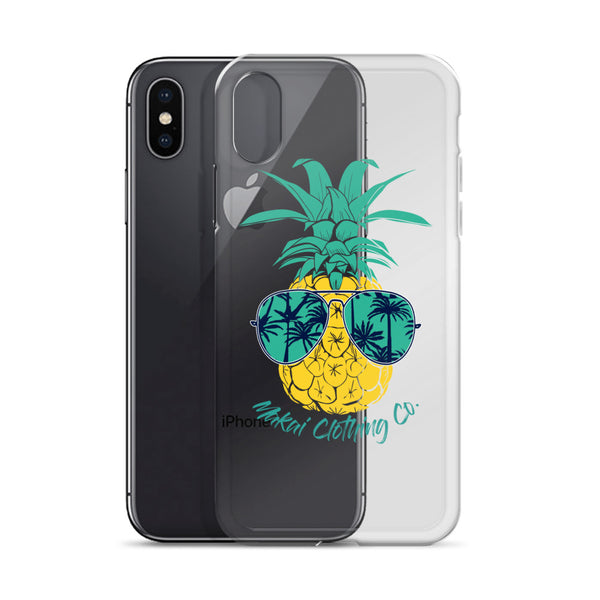 Piña Loka iPhone Case