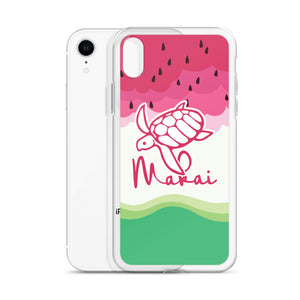 Watermelon iPhone Case