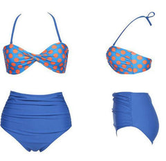 CUTE FASHION DOT BIKINI