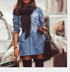 CUTE COWBOY FASHION HOT DRESS
