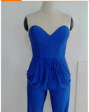 FASHION HOT STRAPLESS JUMPSUIT
