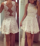 ON SALE FASHION CUTE LACE HOT DRESS