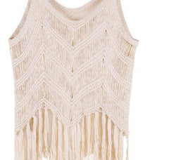 HOT TASSEL CUTE TOP