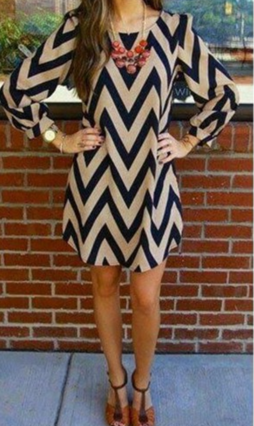 CUTE GRAIN DRESS