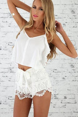 HOT CUTE TOP AND BOTTOM FOR ONE HIGH QUALITY