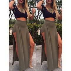 HOT TWO PIECE FASHION DRESS