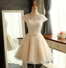 FASHION LACE HOMECOMING AND PARTY DRESS