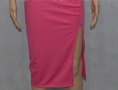 FASHION PINK TWO PIECE DRESS