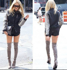 FASHION CUTE LONG WARM BOOTS
