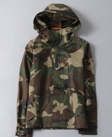 FASHION Camouflage CUTE COAT