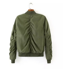FASHION HOT CUTE GREEN JACKET