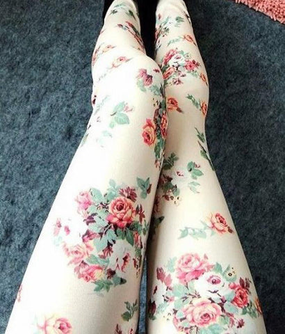 FASHION ROSE LEGGING