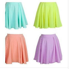 CUTE COLORFUL SKIRT