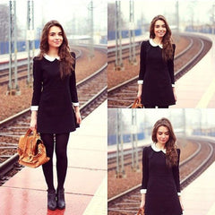 ELEGANT CUTE FASHION DRESS FOR GIRLS HIGH QUALITY