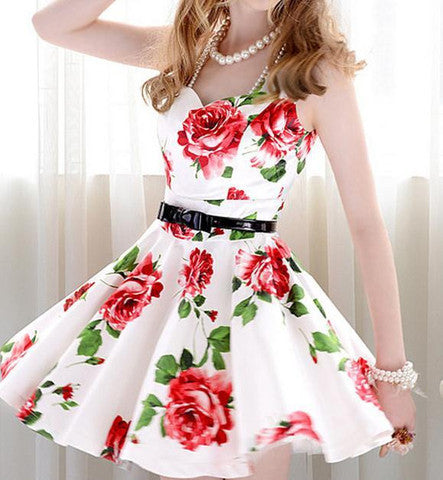 VINTAGE FASHION FLOWER SHOW BODY DRESS HIGH QUALITY FABRIC