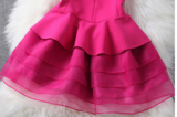 CUTE FASHION CAKE HOT DRESS