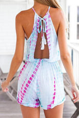 COLORFUL CUTE ROMPER