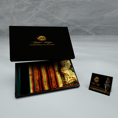 Roman Feast - Mykel Ankyn Limited Edition Fine Art Scarves