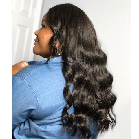 Beautiful Luxe Virgin Extensions