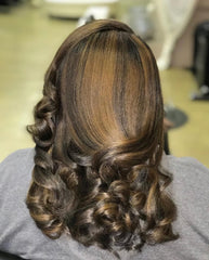 Luxe Press & Curl
