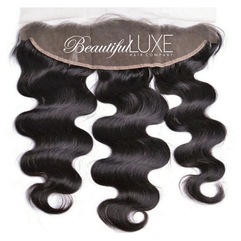 Luxe Wave Sheer Lace Frontal