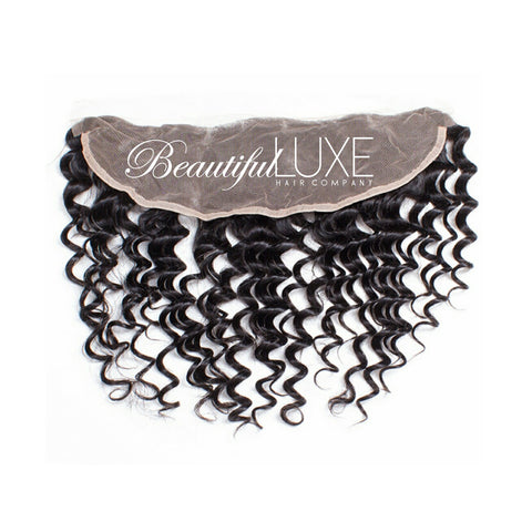 Ocean Deep Wave Sheer Lace Frontal