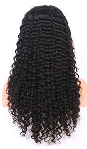 Full Lace Wig-Ocean Deep Wave