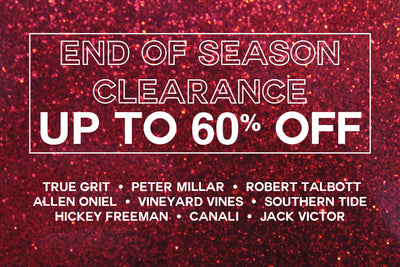 End of Season Clearance Sale!!!!
