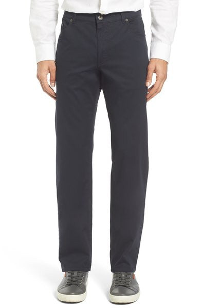 Prestige 'Perma Blue' Stretch Cotton Pants