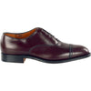 Alden Burgundy Perforated Cap Toe Bal : Alden - Satel's