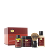 SANDALWOOD FULL SIZE KIT WITH PURE SHAVING BRUSH : The Art of Shaving - Satel's