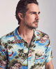 Faherty Kona Camp Shirt - Kapalua Bay : Faherty - Satel's