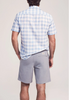 Faherty All Day Short - Ice Grey - Satel's