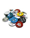 1.25 Inch Pin Back Buttons