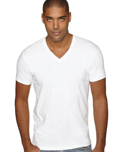Next Level - Men's Premium Fitted Short Sleeve T-Shirt - Silkscreen - 3200