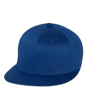 Flexfit - Pro-Baseball On Field Flat Bill Cap - 6297F