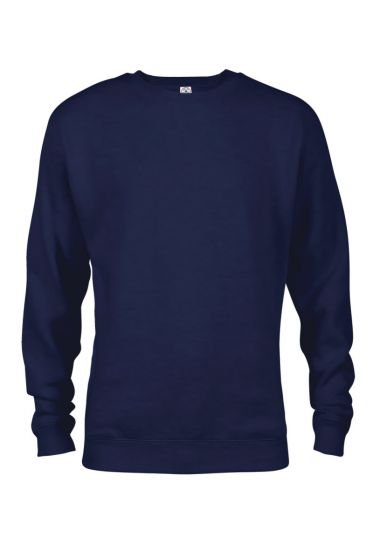 Delta - Unisex Heavyweight Fleece Crew - Silkscreen - 99100